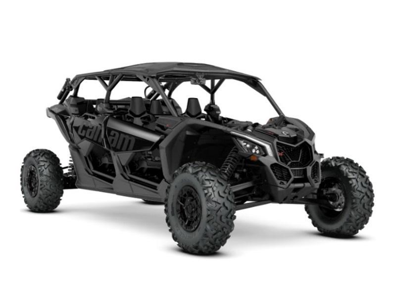 2020 Can-Am® Maverick X3 MAX X™ rs Turbo RR Triple Black