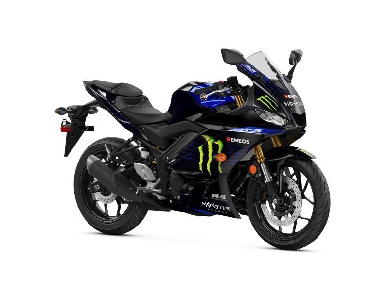 2020 Yamaha Yzf R3 Monster Energy Yamaha Motogp Edition Interstate Cycles