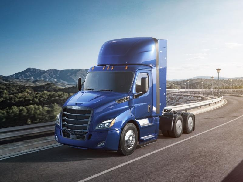 2020 Freightliner® New Cascadia® Natural Gas | Neely Coble