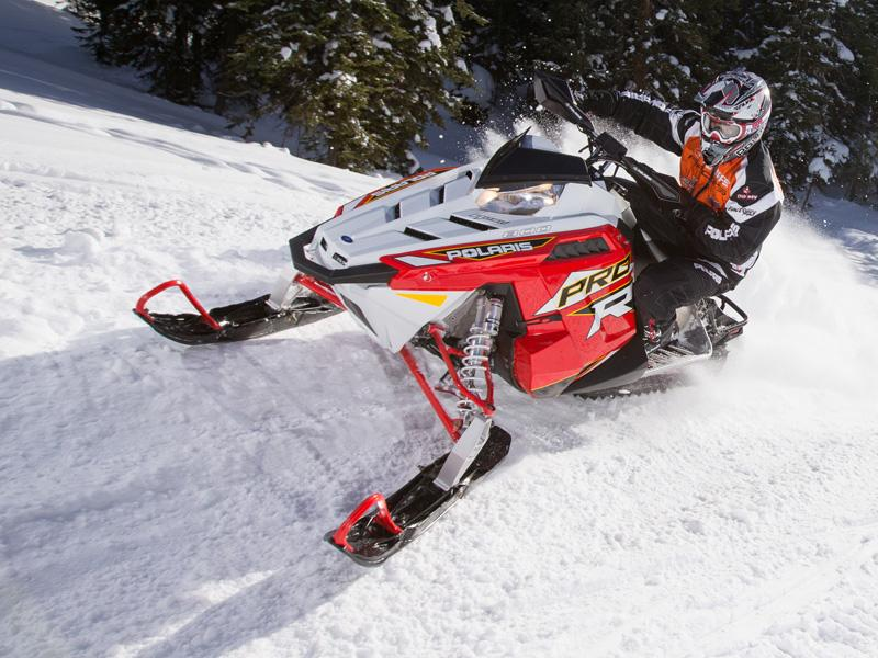 Used Polaris® Snowmobiles For Sale