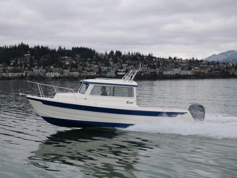 C-Dory Boats For Sale | Mount Vernon, WA | C-Dory Dealer