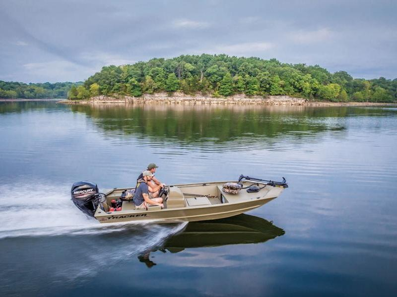 2020 Tracker® Boats Grizzly® 1648 SC Stock: B54635G