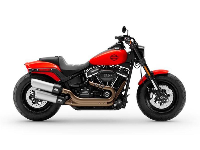 New 2020 Harley-Davidson Fat Bob 114