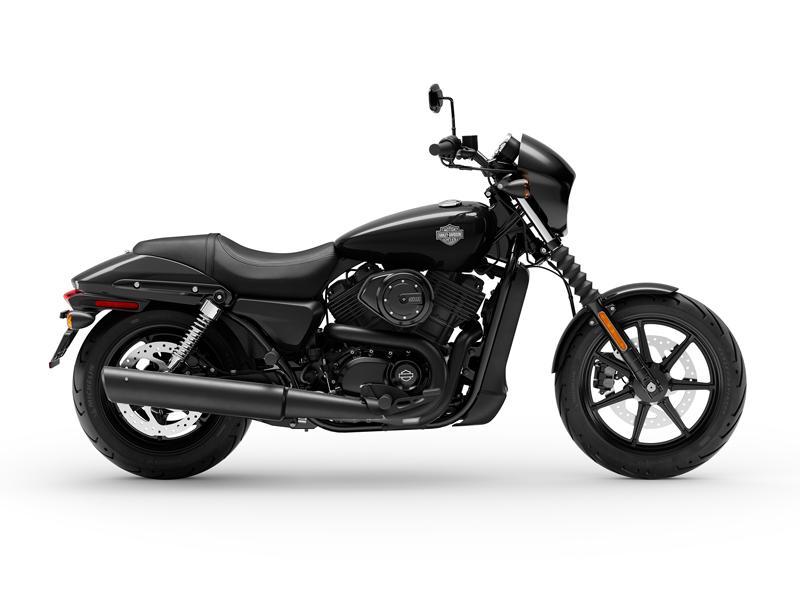 New 2020 Harley-Davidson Street 500