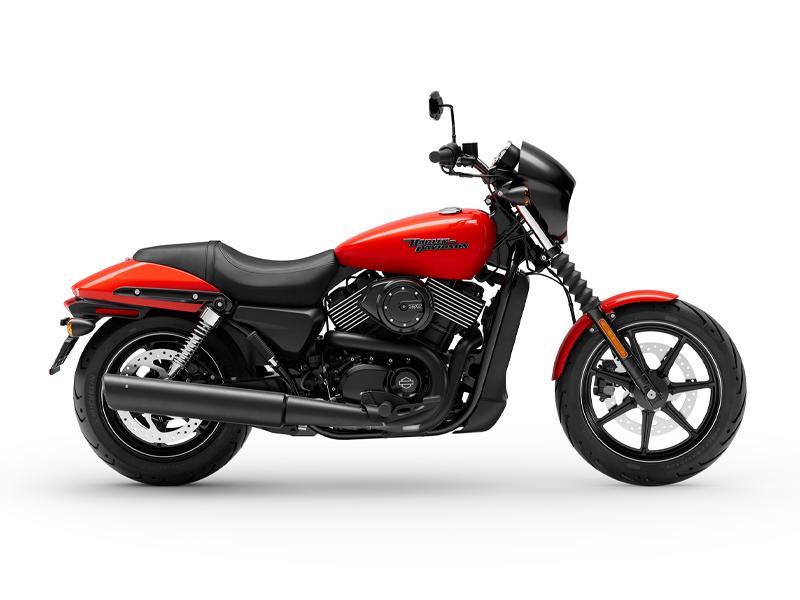 New 2020 Harley-Davidson Street 750