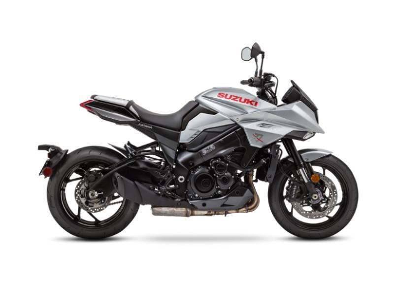 2020 Suzuki Katana Twigg Cycles