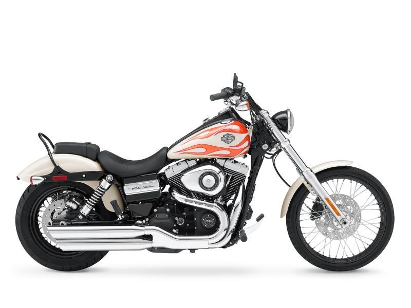2014 Harley-Davidson® Dyna® Wide Glide® | Harley-Davidson® of Folsom