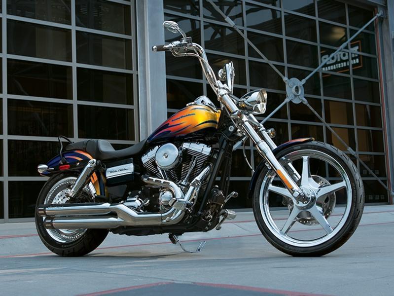 2014 Harley-Davidson® Dyna® Wide Glide® | Suffolk County Harley ...