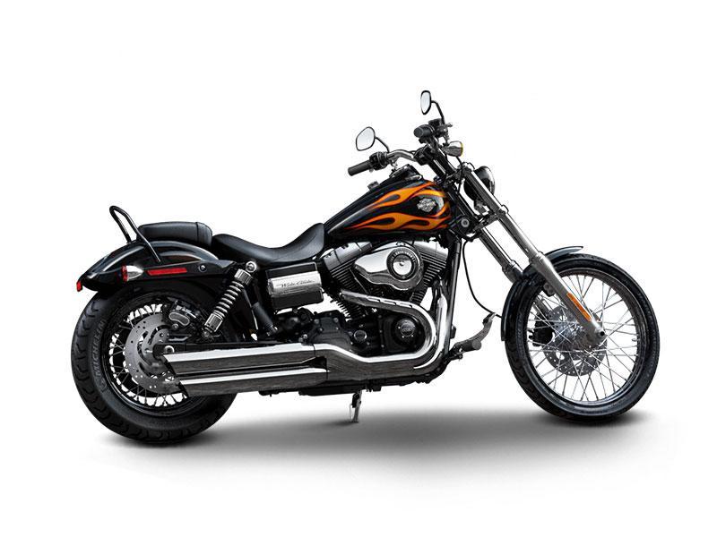 2014 Harley-Davidson® FXDWG - Dyna® Wide Glide® | Bruce Rossmeyer's ...