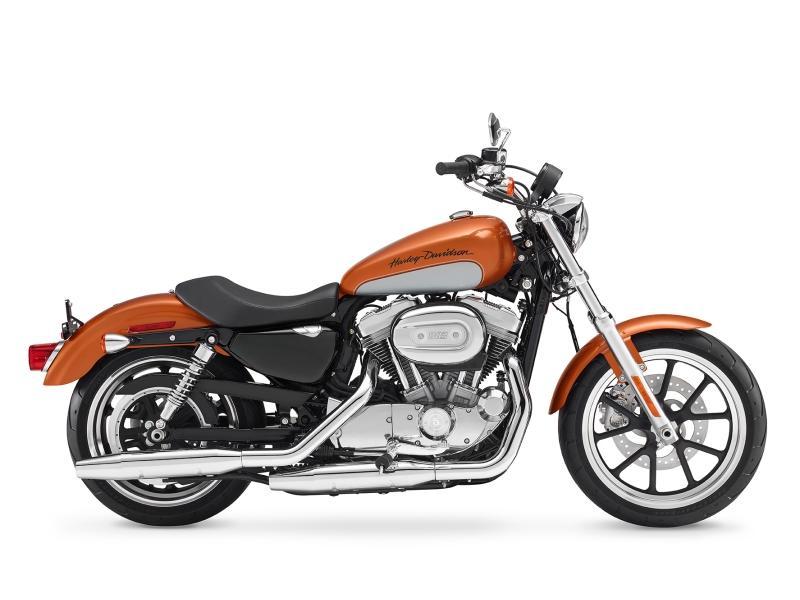 2014 Harley-Davidson® Sportster® SuperLow® | Arrowhead
