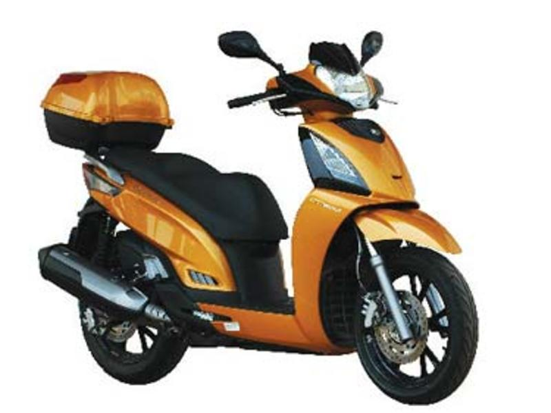 2014 KYMCO People GT 300i for sale in Gainesville, Florida