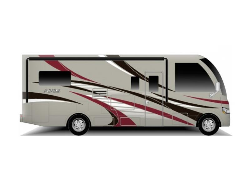 Pre Owned And Used Thor Motor Coach Axis Motorhomes For Sale In