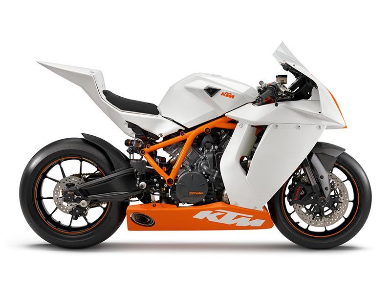 2014 KTM 1190 RC8 R | Scuderia West