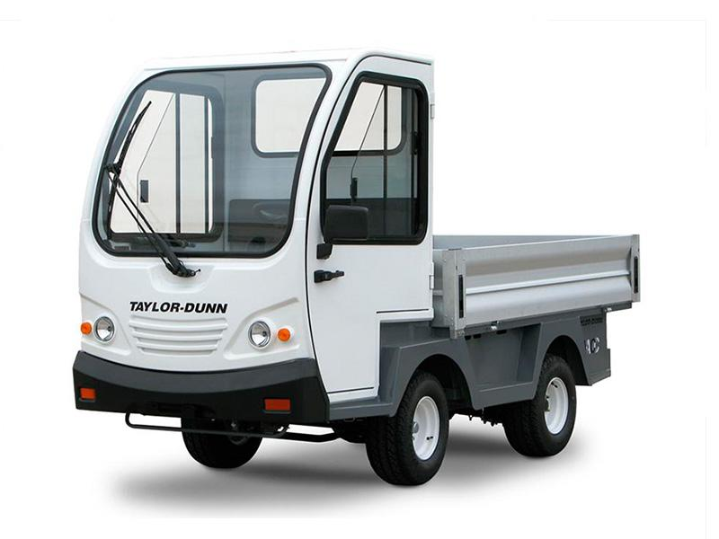 New Taylor-Dunn Commercial and Utility Vehicles For Sale Richmond ...