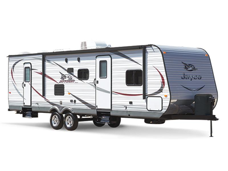Used Jayco Travel Trailers For Sale in Virden, MB near ...