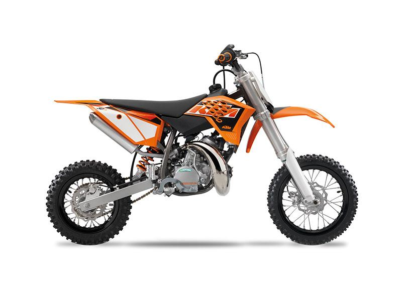 2015 KTM 50 SX | Action Cycles N' Sleds