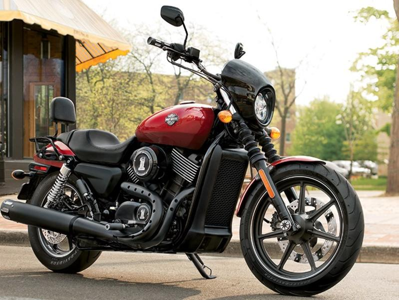 Orlando Harley Davidson Bike Week