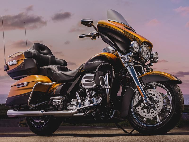 Harley-Davidson® CVO™ Motorcycles For Sale in North ...