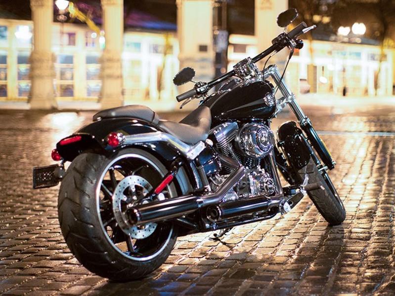 2015 Harley DavidsonR SoftailR BreakoutR For Sale In Kewanee IL