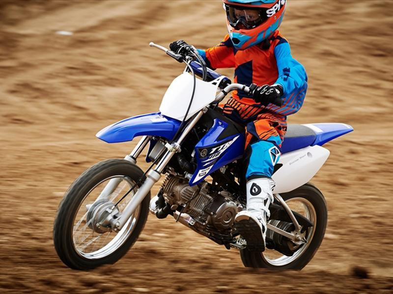 2015 Yamaha TT-R110E | Richmond Motorsports