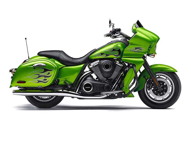 2015 Kawasaki Vulcan® 1700 Vaquero® | Valley Cycle Center