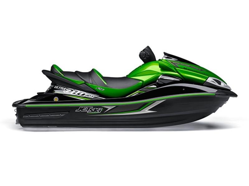 Used Kawasaki Jet Ski Ultra X