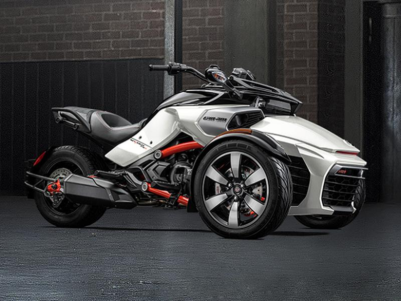 2015 Can-Am® Spyder® F3 S 6-Speed Semi-Automatic (SE6) Stock: B4005 ...
