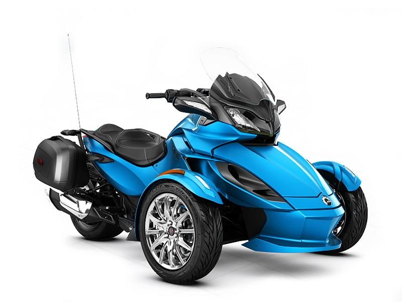 2015 Can-Am® Spyder® ST Limited 5 Speed Semi-Automatic (SE5) Stock ...