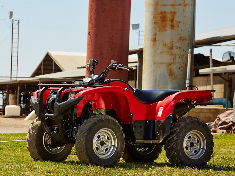 2015 Yamaha Grizzly 700 FI Auto  4x4 | Woods Cycle Country