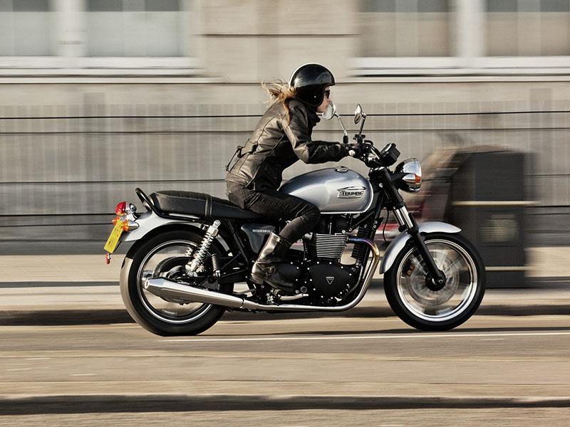 Triumph Bonneville Motorcycles For Sale In Seattle Wa