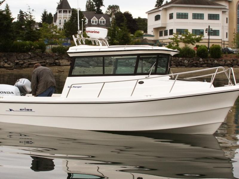 Fishing boats for sale serving redding to olympia for Boat motor repair near me