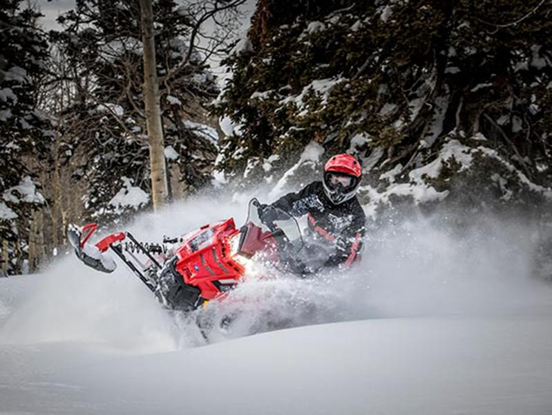 Used Polaris® PRO-RMK® Snowmobiles For Sale near Salt Lake