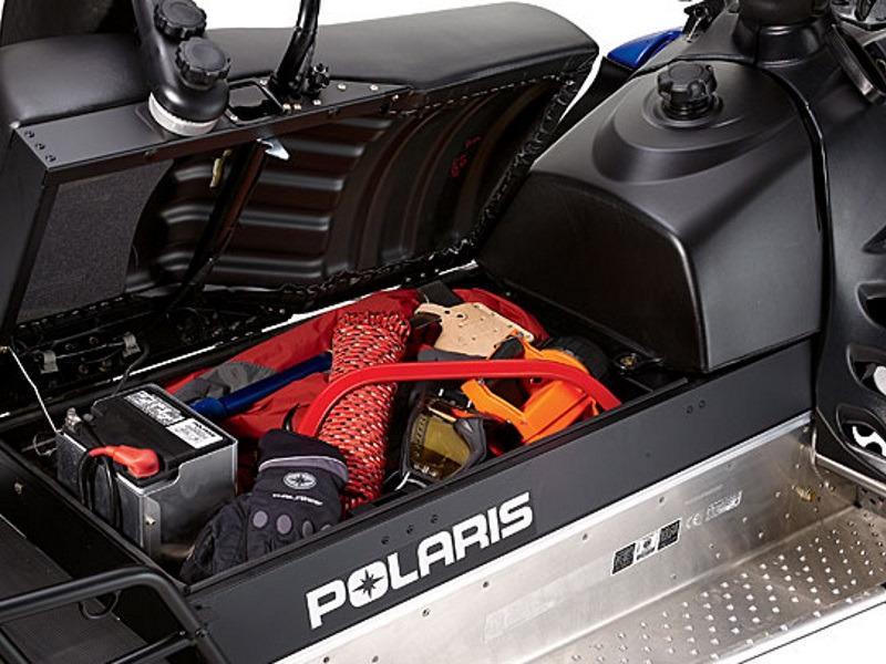 2016 Polaris® 600 IQ® WideTrak   Ken's Marine   Terrace