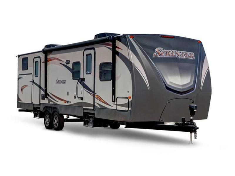 Keystone Rv Sprinter Travel Trailers Fifth Wheels Destination