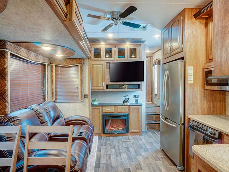 Making Your RV Feel More Like Home