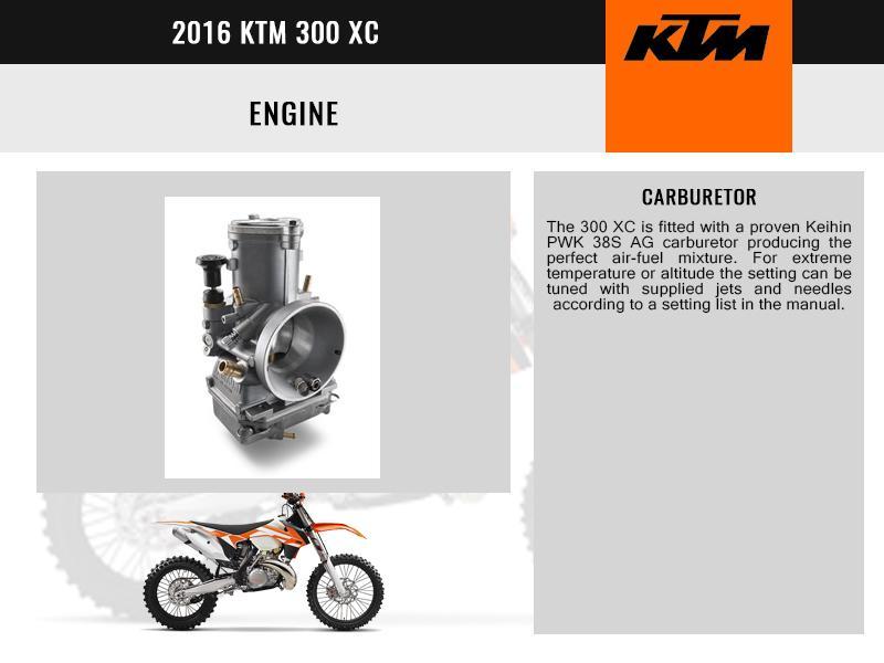2016 ktm 300 xc south seas cycles 889900 ccuart Gallery