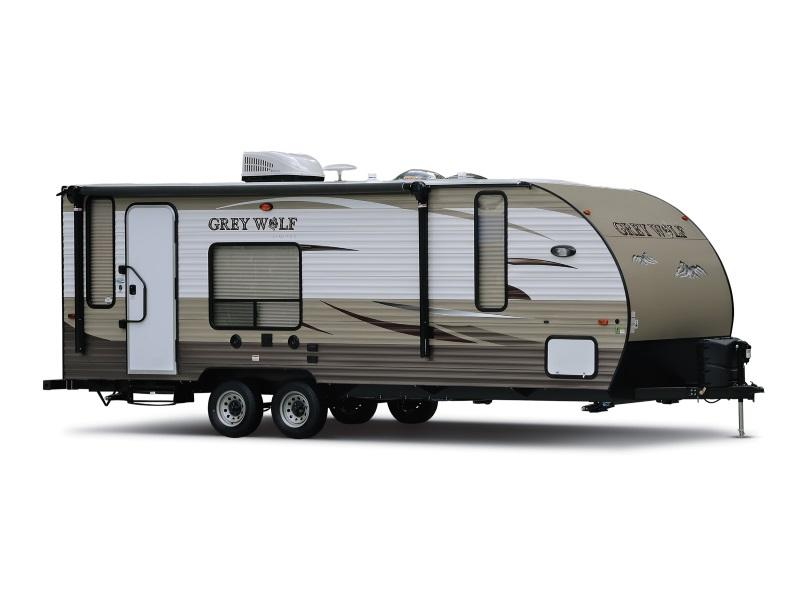 New And Used Forest River Grey Wolf Trailers For Sale In