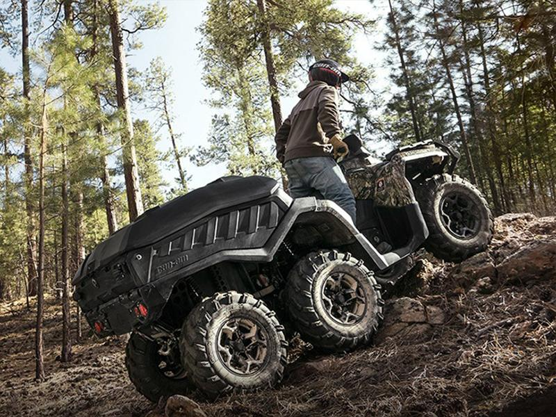 2016 Can-Am® Outlander™ 6x6 XT 1000 For Sale in Lakeland