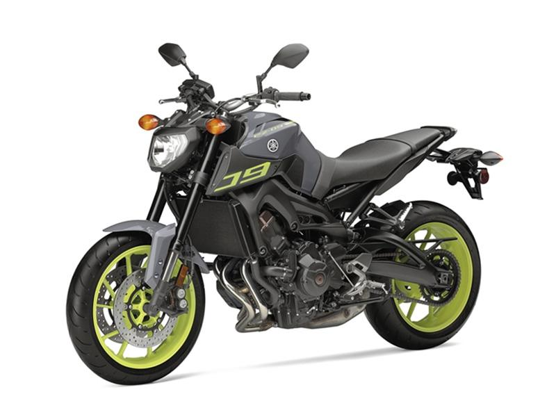 2016 yamaha fz 09 stock y 4370 liberty motorsports for Yamaha dealer az