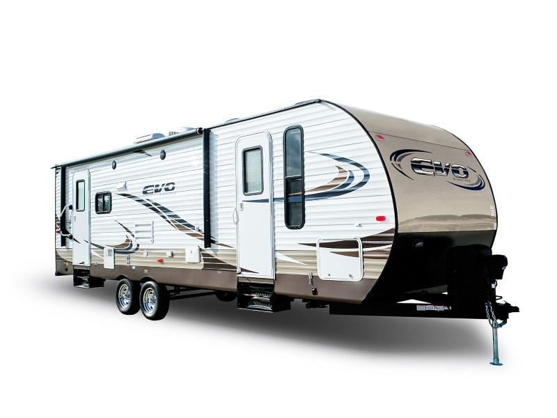 camp trailers for sale boise