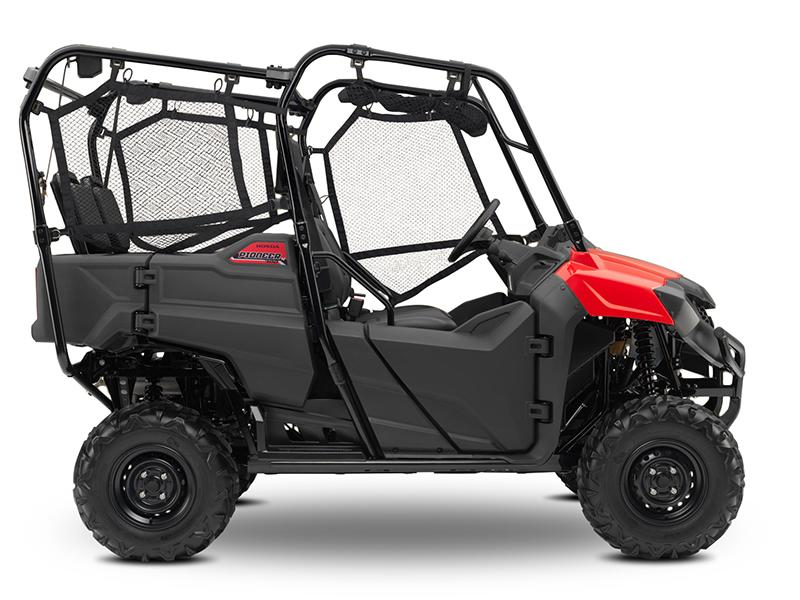 2016 Honda® Pioneer™ 700-4 | Abernathy Cycles
