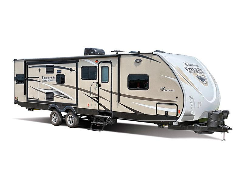 Used Coachmen Travel Trailers For Sale in Anderson, Indiana, near ...
