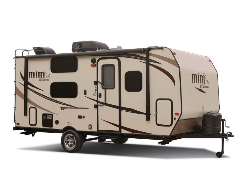 Forest River Rockwood Travel Trailers, Fifth Wheels & Pop-up Campers ...