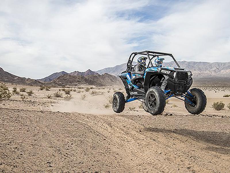2016 Polaris® RZR XP® Turbo EPS Velocity Blue | Outpost