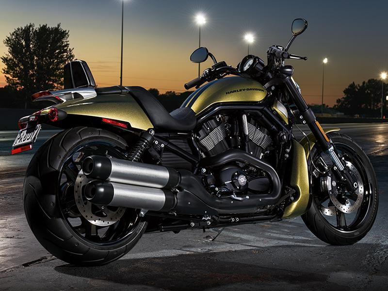 New & Used Harley-Davidson® V-Rod® Motorcycles For Sale in Paris ...