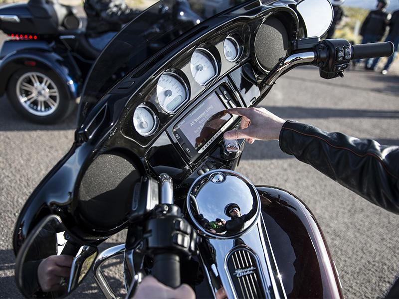 Audio Customizations Articles From Docs Harley DavidsonR