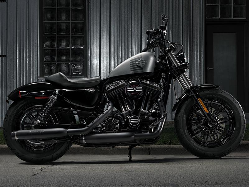 Harley-Davidson® Sportster® Forty-Eight® Motorcycles For Sale in ...