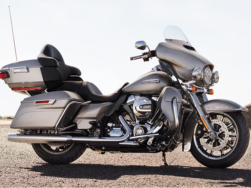 Used Harley-Davidson® Electra Glide® Motorcycles For Sale in