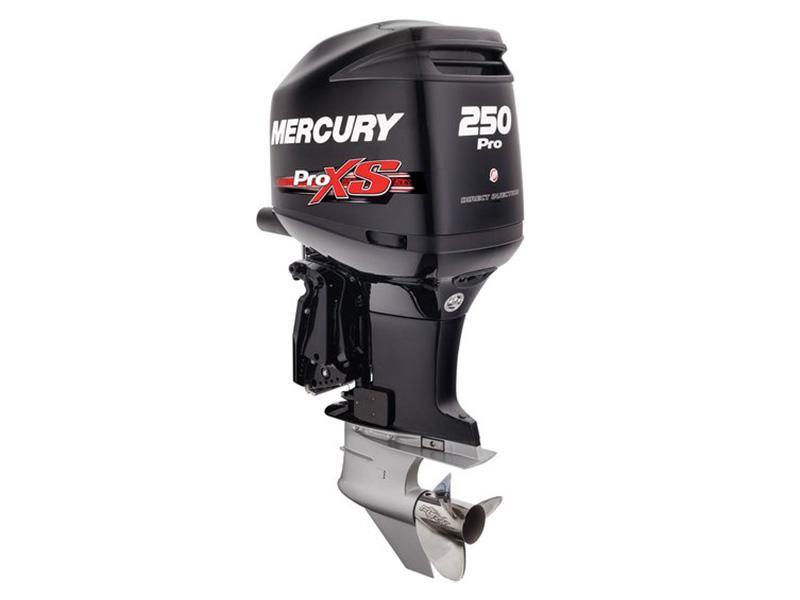 2016 Mercury Marine® Pro XS 250 hp Torque Master | Metro Boating