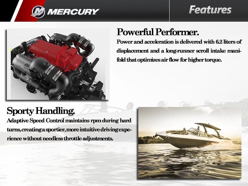 2016 Mercury Marine® 6 2L 300 ECT   Metro Boating   Harvey